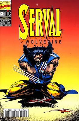 Serval / Wolverine Vol. 1 (Agrafé) #35