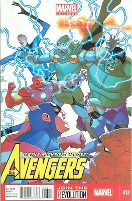 Marvel Universe: Avengers Earth's Mightiest Heroes (Comic Book) #13