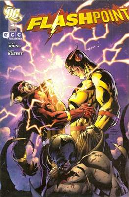 Flashpoint (Grapa) #4