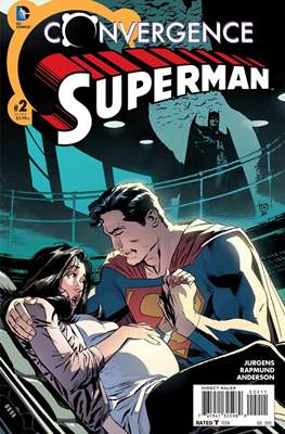 Convergence Superman (2015) (Comic-book) #2