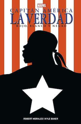Capitán América: La Verdad - Rojo, Blanco y Negro - 100% Marvel HC (Cartoné 176 pp)