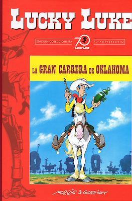 Lucky Luke. Edición coleccionista 70 aniversario (Cartoné con lomo de tela, 56 páginas) #39