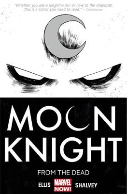 Moon Knight Vol. 5 (2014-2015) (TPB) #1