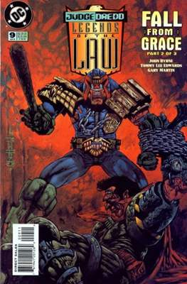 Judge Dredd Legends of the Law #9