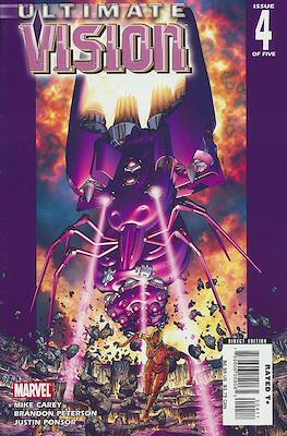 Ultimate Vision (Comic book 32 pp) #4