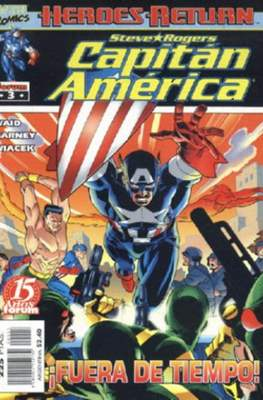 Capitán América Vol. 4 (1998-2000) #3