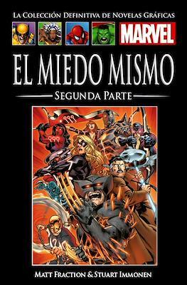 La Colección Definitiva de Novelas Gráficas Marvel (Cartoné) #91