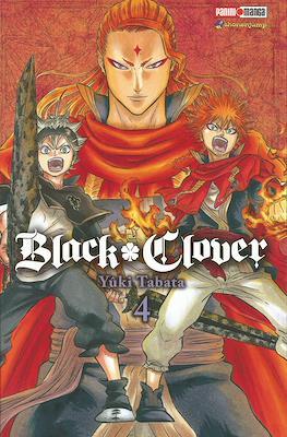Black Clover (Rústica) #4
