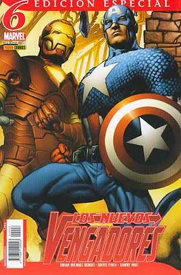 Los Nuevos Vengadores Vol. 1 (2006-2011) #6