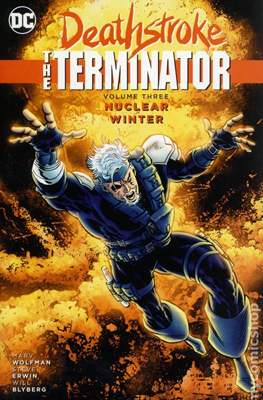 Deathstroke the Terminator (1991-1996) (Softcover 192-280 pp) #3