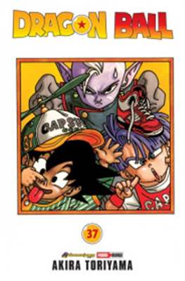 Dragon Ball (Rústica) #37
