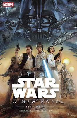 Star Wars: The Episodes (Hardcover) #4
