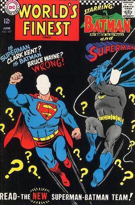 World's Finest Comics (1941-1986) (Grapa) #167