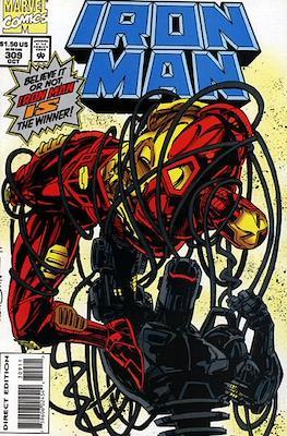 Iron Man Vol. 1 (1968-1996) (Comic book) #309