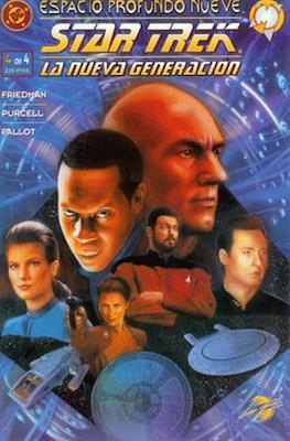Star Trek. Espacio Profundo Nueve (Rústica 28 pp) #4