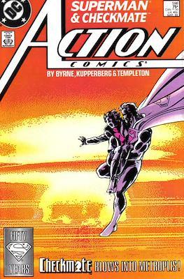 Action Comics Vol. 1 (1938-2011; 2016-) (Comic Book) #598
