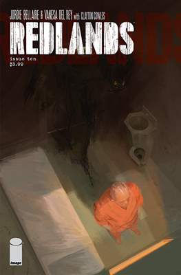 Redlands (Comic-book) #10