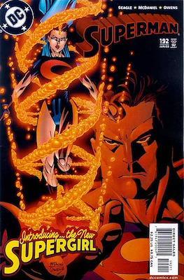Superman Vol. 2 (1987-2006) (Comic Book) #192