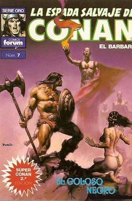 Super Conan. La Espada Salvaje de Conan (Cartoné. B/N. (1989). 2ª Edición.) #7