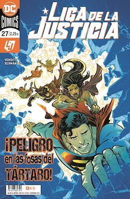 Liga de la Justicia. Nuevo Universo DC / Renacimiento (Grapa) #105/27