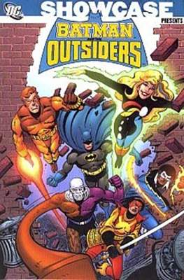 Showcase Presents: Batman and the Outsiders (Softcover) #1