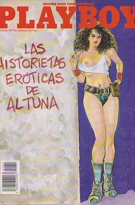 Playboy - Las historietas eróticas de Altuna