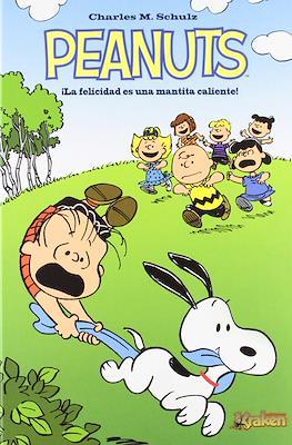 Peanuts: ¡La Felicidad es una Mantita Caliente!