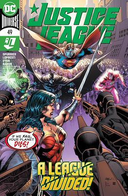 Justice League Vol. 4 (2018- ) (Comic Book) #49