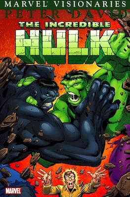 Marvel Visionaries: Peter David. The Incredible Hulk (Softcover) #6