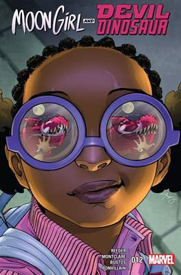 Moon Girl and Devil Dinosaur (Comic-book) #12