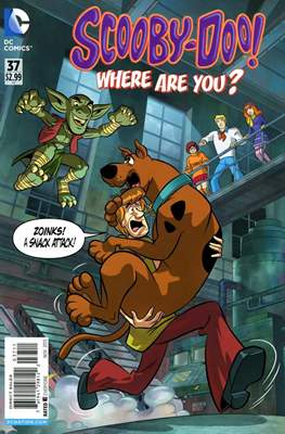 Scooby-Doo! Where Are You? (Comic Book) #37