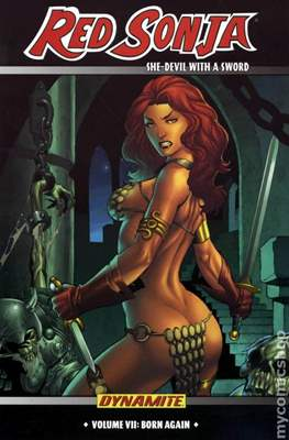Red Sonja. She-Devil with a Sword (Hardcover) #7
