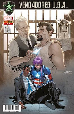 Vengadores USA (2017-2018) #8