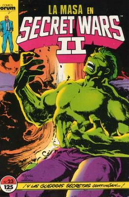 Secret Wars (1985-1987) (Grapa 32 pp) #23