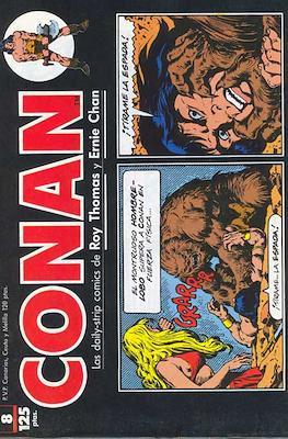 Conan. Los daily-strip comics (1989) (Grapa 48 pp) #8