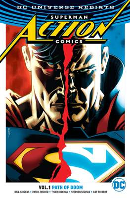 Superman: Action Comics Vol. 1 (2016) (Softcover) #1