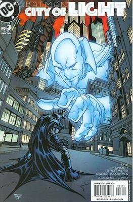 Batman City of Light (Comic book) #3