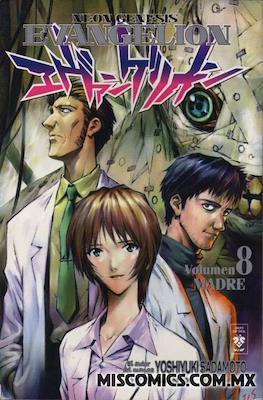 Neon Genesis Evangelion (Rústica) #8