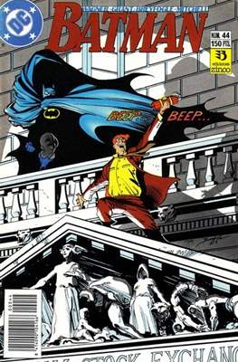 Batman (1987-1993) (Grapa) #44