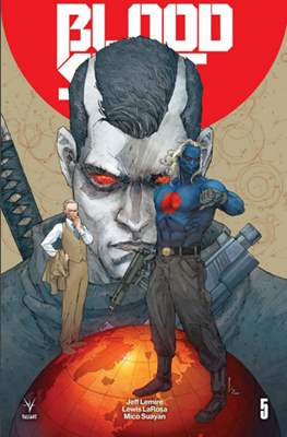 Bloodshot Salvation (Grapa) #5