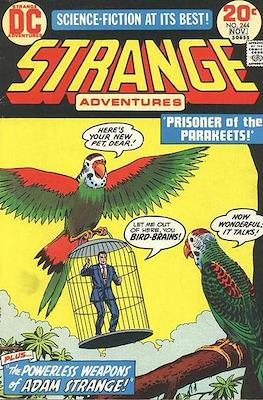 Strange Adventures (Comic Book) #244
