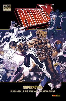 Patrulla-X. Supernovas. Marvel Deluxe