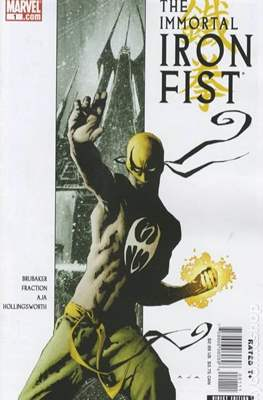 The Immortal Iron Fist (2007-2009)