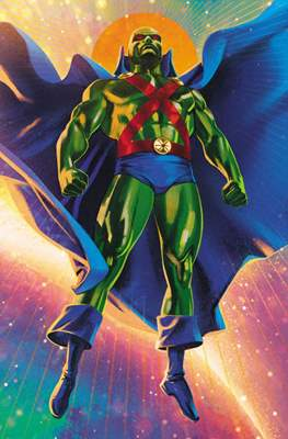 Martian Manhunter Vol. 5 (2018-...Variant Cover) (Comic Book) #12