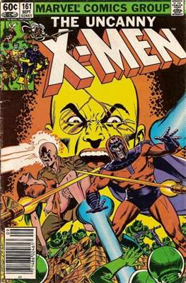 The Uncanny X-Men (1963-2011) (Comic-Book) #161