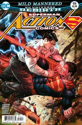 Action Comics Vol. 1 (1938-2011; 2016-) #974