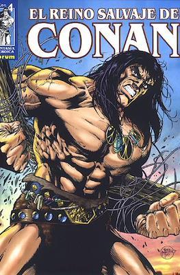 El Reino Salvaje de Conan (Grapa 48-80 pp) #4