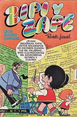 Zipi y Zape / ZipiZape #7