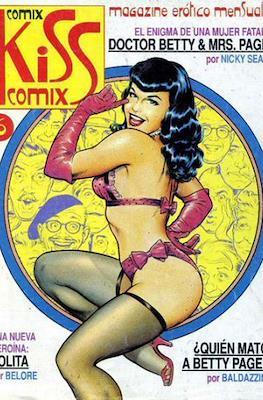 Kiss Comix #6