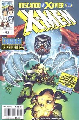 X-Men Vol. 2 / Nuevos X-Men (1996-2004) (Grapa 24 pp) #43